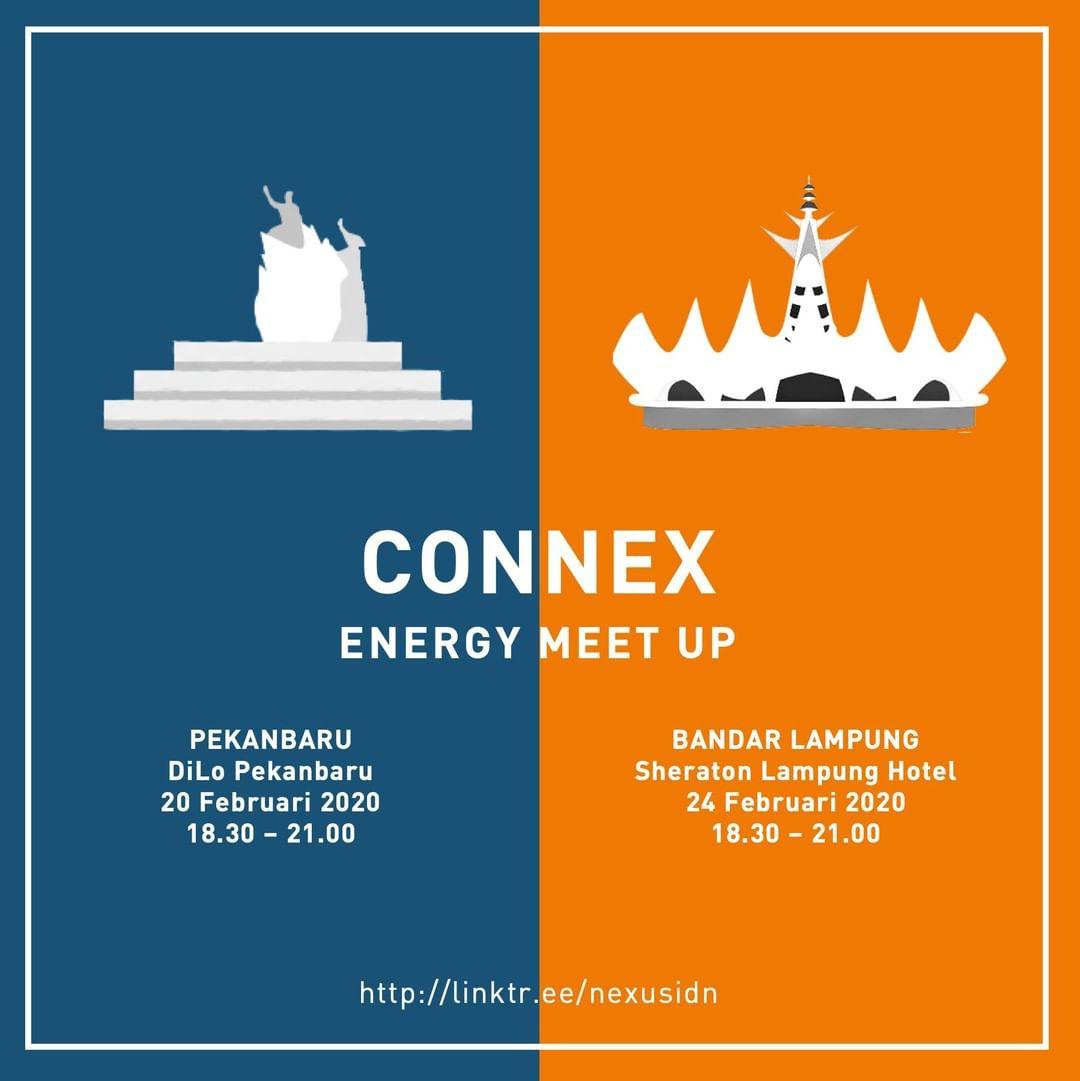 CONNEX Energy Meet Up: Bandar Lampung