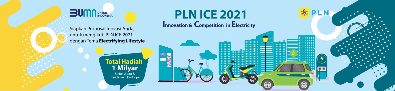 PLN ICE (Innovation and Competition in Electricity) Tahun 2021